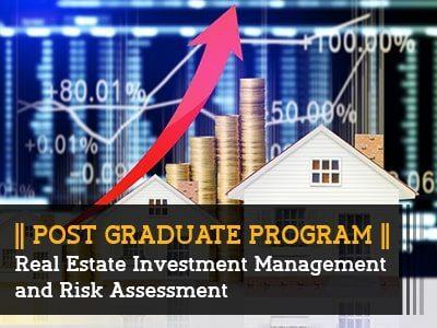 PG Program- Real Estate Investment Management and Risk Assessment || 6 Months || Online Live Course